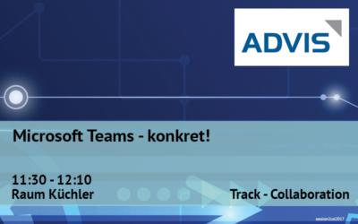 Microsoft Teams – konkret!