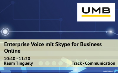 Enterprise Voice mit Skype for Business Online