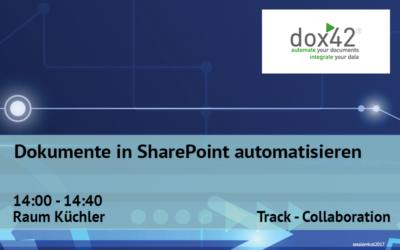 Live im Inselspital – Dokumente in SharePoint und SAP automatisieren