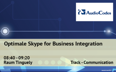 Optimale Skype for Business Integration